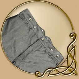 Costume -Blue Cowboy Pants